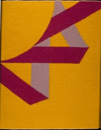 <p>DNA 1 - Tapestry weaving - 38 x 30 cms   Available</p>