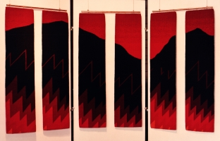 <p>Mourning Donard - McClaughlin & Harvey Collection, Belfast.</p>